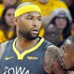 NBA – DeMarcus Cousins répond à la légende qui l'avait flingué