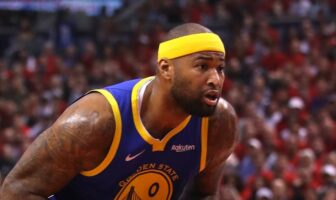 demarcus cousins blessé lakers