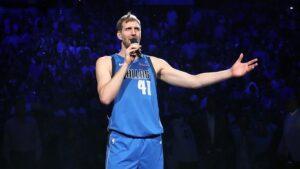 NBA – Le conseil de Dirk Nowitzki aux jeunes joueurs