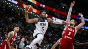Mondial – Team USA termine par une victoire tranquille pour son dernier match