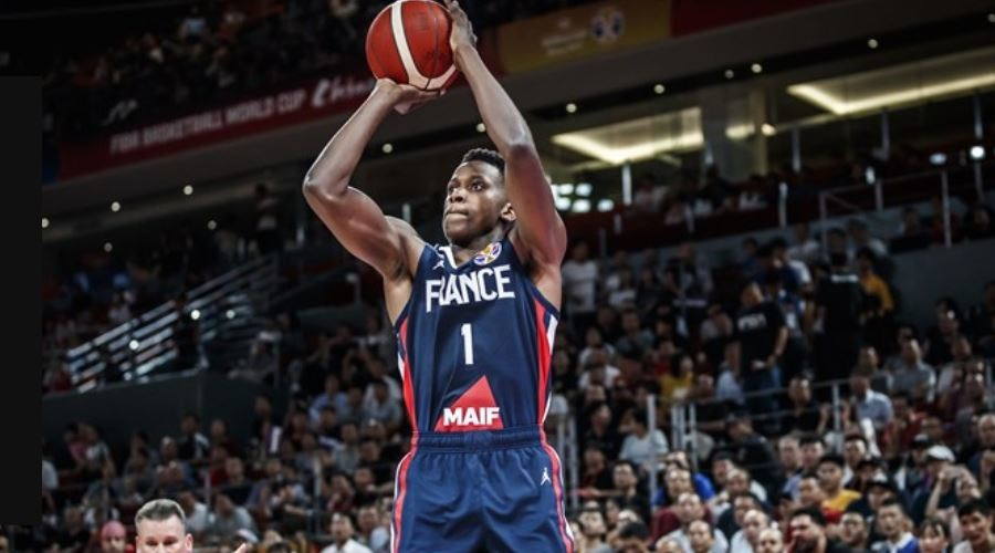 ntilikina france batum fournier gobert