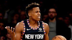 NBA – L'heure du départ a-t-elle sonné pour Frank Ntilikina ?