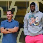 NBA – Pourquoi LeBron James impressionne son coach Frank Vogel