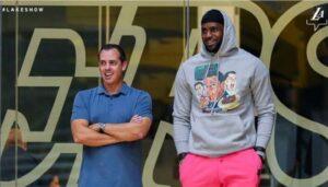 NBA – Frank Vogel inquiète tout le monde sur LeBron James