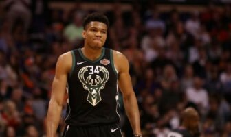 giannis trois points