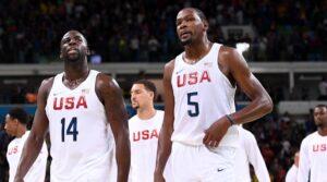 Team USA – Une star se positionne pour les JO 2020 et prévoit de gros joueurs NBA !