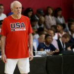 NBA – Gregg Popovich reconnait une erreur sur un joueur de Team USA