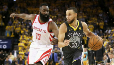 NBA – Les Warriors, le meilleur package à proposer pour James Harden