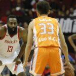 NBA – Qui sont les Shanghai Sharks, adversaires des Rockets cette nuit ?