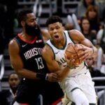 NBA – La réaction sidérée de Giannis en apprenant l'arrivée de Harden à l'Est