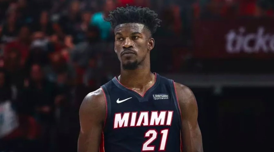 Jimmy Butler leader Heat