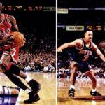 NBA – Défendre Michael Jordan, ça se vit comment ? John Starks raconte l'enfer