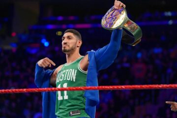 Kanter WWE