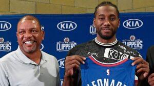NBA – Comment Doc Rivers a trollé un serveur en plein dossier Kawhi