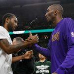 NBA – Les 17 joueurs présents au camp secret de Kobe Bryant