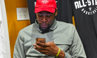 kd kevin durant telephone