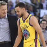 NBA – Les Warriors 2019-20 auraient-ils été meilleurs avec Curry ? L'étonnante réponse de Steve Kerr