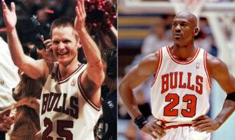 Kerr Steve Michael Jordan