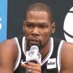 NBA – Kevin Durant a-t-il considéré les Knicks ou Los Angeles ? Il répond