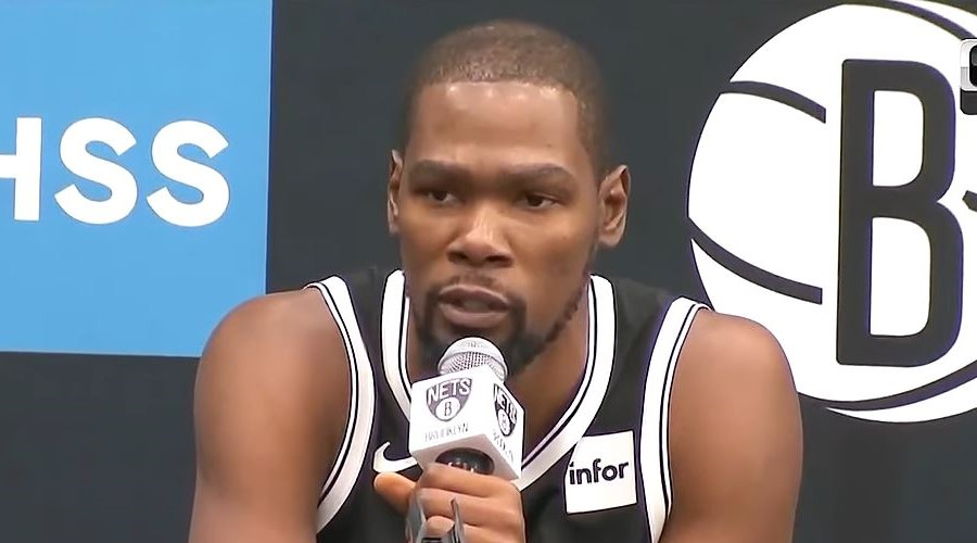 kevin durant nets conférence