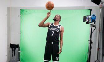 Kevin Durant retour
