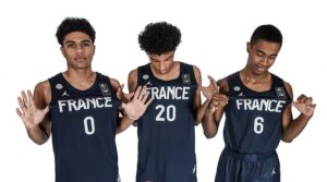NBA – Maledon, Hayes and co : vers une génération dorée de Français ?