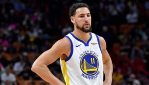 NBA – La grande inquiétude des Warriors concernant Klay Thompson