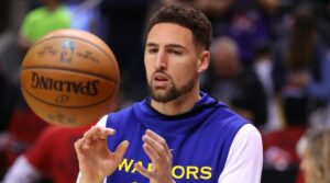 NBA – La frustration de Klay Thompson suite au mondial