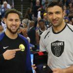 NBA – Le (gros) cadeau de Klay Thompson pour Zaza Pachulia