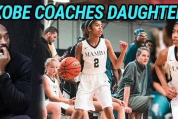 Kobe Coach Daughter