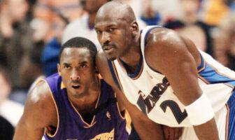 Kobe Bryant Michael Jordan Wizards