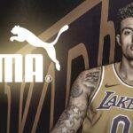 NBA – Kyle Kuzma a droit à un superbe logo spécial après sa signature chez Puma