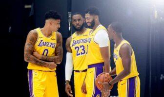 Anthony Davis Los Angeles Lakers