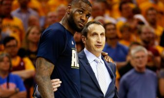 LeBron James David Blatt