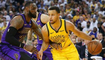 NBA – Magic Johnson se prononce sur la future rivalité Lakers – Warriors