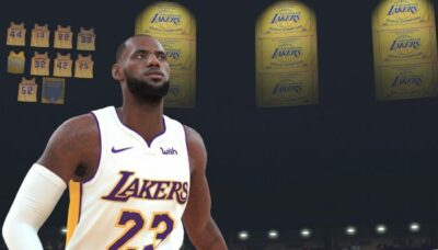 NBA – L'incroyable streak de LeBron James dans 2K