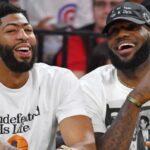 NBA – Le drôle de troll de LeBron sur… le mono sourcil d'Anthony Davis