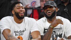 NBA – L'epic fail présumé de 2K21 sur un joueur des Lakers déchaine la toile