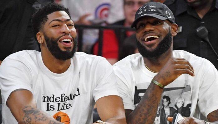 NBA: un immense LeBron James envoie les Lakers en finale