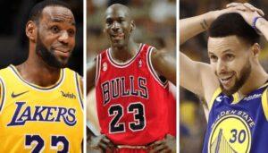 NBA – La moyenne en carrière des superstars et légendes… sans les lancers francs