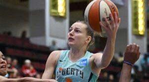 WNBA – Marine Johannès chauffe encore et tape son record en carrière !
