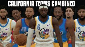 NBA – Simulation : Jusqu'où irait la meilleure équipe californienne combinée ?