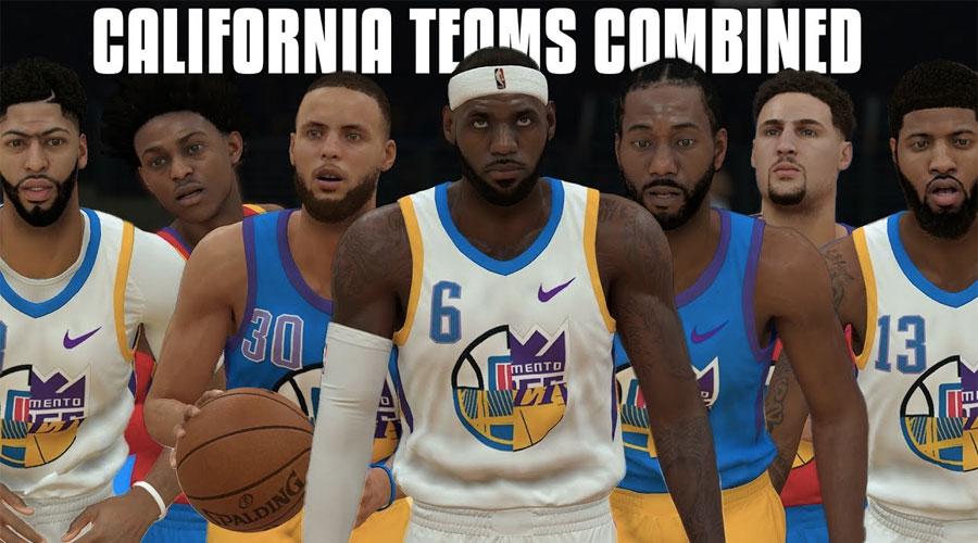 prix le plus bas 05976 bbf27 NBA - Simulation : Jusqu'où irait la meilleure équipe ...