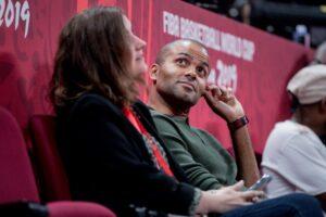 Mondial – Tony Parker fier des Bleus : « Je voulais être là »