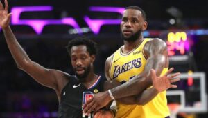 NBA – Le message très ambigu de Patrick Beverley envers LeBron James