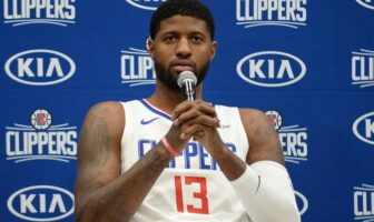 Paul George Clippers