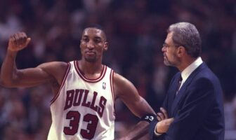 scottie pippen phil jackson