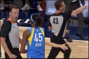 WNBA – L'exclusion à peine croyable d'Astou Ndour