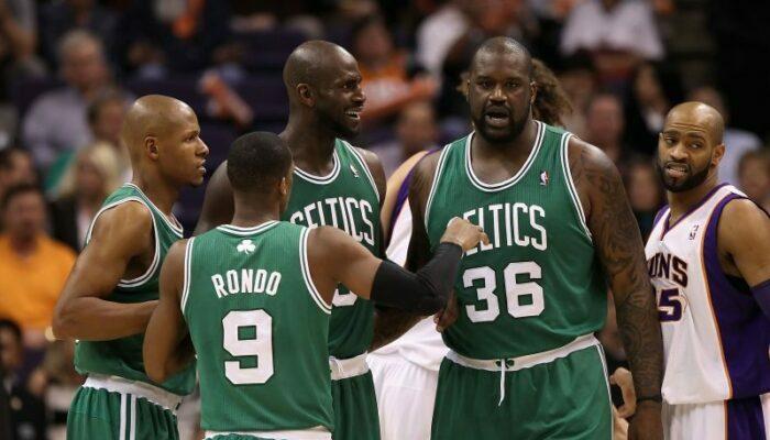 Shaquille O'Neal Celtics