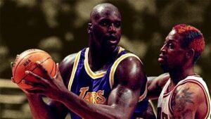 NBA – 1996, Shaq recadre sévèrement Barkley et Rodman devant tout le monde